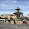 プラダを着た悪魔のロケ地!パリの「コンコルド広場」の噴水へ