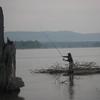 北海道 朱鞠内湖の釣り 20190528 北大島 / 午前の部