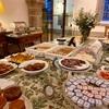 ポルトガルの朝食ビュッフェ