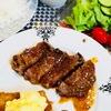 スタミナ切れなのでお肉を食らう 柔らかい肉希望。
