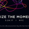 DJI Sparkは5月24日発表か?!DJIが発表イベント予告!