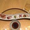 フィアモントホテルの日本料理:千秋。 お値段と内容がミスマッチ? 量が少なくコースで満足できず。