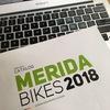 MERIDA 2018モデル届いてます。