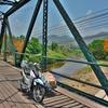 パーイ郊外にある「第二次世界大戦メモリアル橋」~こんな処にも戦争の傷跡の遺物が。。。