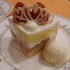 かわいいケーキ@コカルド 京橋