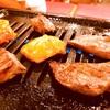 大阪 石橋 再び「ホルモン 大吾朗」へ。今回はモツ鍋じゃなくて焼肉だっ!