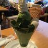 【京都市三条】初めて抹茶を使用したパフェを開発した「京はやしや」で抹茶パフェを頂く。レビュー(感想)