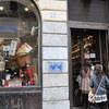 カンポ・デ・フィオーリ市場近くの「Roscioli(ロショーリ)」でカルボナーラ他。
