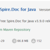Java HTMLをPDFで保存