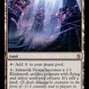 好きなカードを紹介していく。第四十二回「墨蛾の生息地」