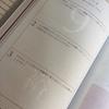 <手帳術>未来手帳と逆算手帳で一年の折り返し地点を振り返ってみよう
