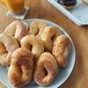 朝ドーナッツ