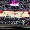 NBAジャパンゲームinさいたまスーパーアリーナへ