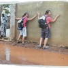 国際青少年連合 感動的な海外ボランティアたちの帰国発表-17