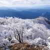 高見山〜霧氷満開のクリスマス登山〜(2016年12月)