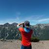 三股から蝶ヶ岳に登ると、絶景すぎて震えるという話は本当だった。