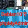 Debian10bustarへphpMyAdminをインストール