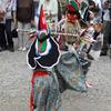 中島町の「お熊甲祭」を見に行った