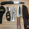 僕の狩猟のナイフの考え方。