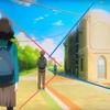 アニメレビュー覚書:『星合いの空』(2019年)における空間演出について