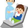四女1歳0ヶ月歯医者さんデビュー すきっ歯に注意
