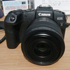 CANON EOS RPを触ってみる