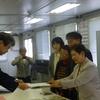 19日、共産党渡利後援会がフォローアップ除染の早期実施を求めて福島市と交渉。共謀罪は廃案にと福島県憲法共同センターが集会とデモ