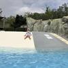 東武動物公園の東武スーパープール 子どもが公園感覚で遊べるプール