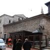 2019年2月イスタンブール旅行記:コンスタンティノープル総主教庁とポルフュロゲネトスの宮殿