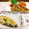 鯖のチーズ焼き 定食