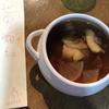 カメとカエルのスープ