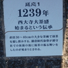 馬見丘陵公園の緑道の年表