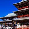 初詣に初めて成田山新勝寺へ行ってきた【2017.01.21】