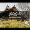 観光客の少ない京都の名所|善峯寺【写真集&ショートムービー】