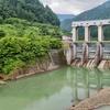 赤尾ダム(富山県南砺)