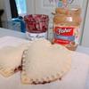 【簡単レシピ】冷凍ピーナッツバター&ジェリーサンドイッチ 作り方
