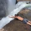 【ザンビア②】悪魔的なスリル!デビルズプールから眺む滝と2つの虹。