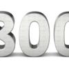 800日突破