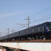 JR線~相鉄線直通の試運転列車を撮影する