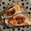 殻付き牡蠣って宇宙だね。牡蠣のアレンジ料理。