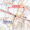 新潟県 国道7号金塚交差点の改良