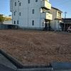 本年最初の着工 名古屋市西区住友林業の家
