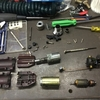 電動ドライバーハイオスCL-4000の分解分解分解