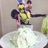 ドールケーキを作りました♩(男の子版)