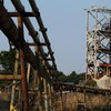 池島炭鉱、第一立坑の謎(1)