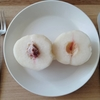 桃のぜいたく食べ
