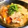 冷蔵庫の余剰食材の救済レシピ☆基本の豚汁♬