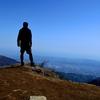 新緑の丹沢を弾丸登山