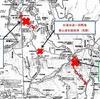 神戸六甲山系)2020/8、登山道通行止状況。(2020/11/16時点変更)