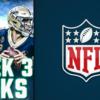 【NFL 2020】Week3 注目の試合はコレダ。